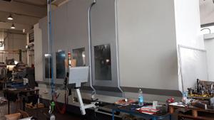 CENTRI DI LAVORO CNC A MONTANTE MOBILE NX 800/4000